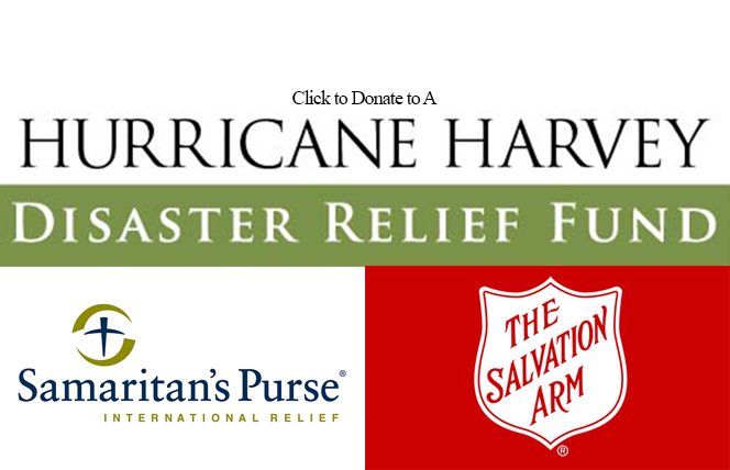 Hurricane Harvey Funds