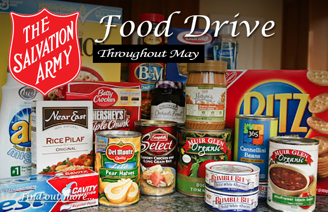 Salvation Army Drive